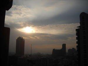 1-1 balcon Gabriel au petit matin