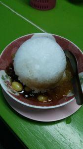 46- mon dessert à la glace pilée