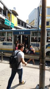 6- série sur les innomables bus de Bkk